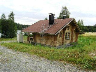 Pellesmaki Holiday Home Sleeps 4
