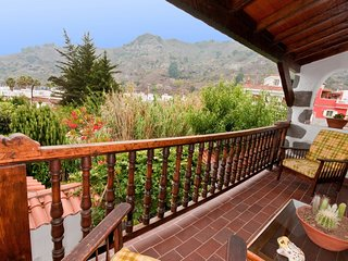 2 bedroom Apartment in Teror, Canary Islands, Spain : ref 5558366