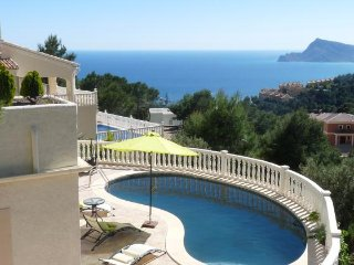 3 bedroom Villa in Altea, Valencia, Spain : ref 5047638