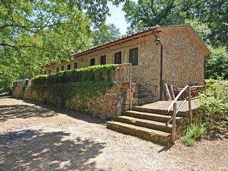 2 bedroom Villa in Marsiliana, Tuscany, Italy : ref 5476933