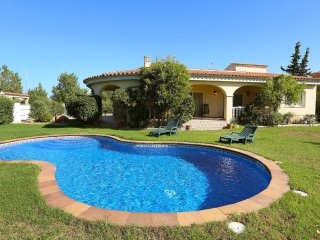 4 bedroom Villa in Riumar, Catalonia, Spain : ref 5557183