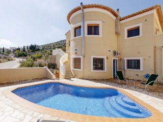 3 bedroom Villa in Monte Pego, Valencia, Spain : ref 5545810