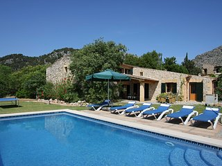 4 bedroom Villa in Pollença, Balearic Islands, Spain : ref 5512639