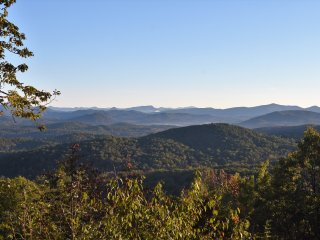 UNQUESTIONABLY the BEST VIEWS in the North Georgia Mountains