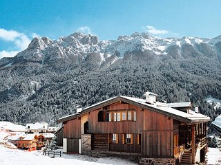4 bedroom Apartment in Soraga, Trentino-Alto Adige, Italy : ref 5437872