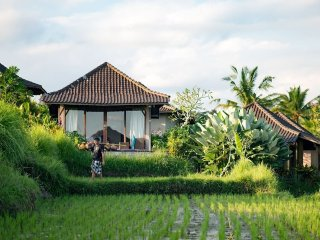 Villa at Ubud (Double Room 5)