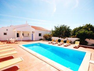 4 bedroom Villa in Salgados, Faro, Portugal : ref 5456088