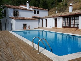 Stylish XVth C masia, recently remodelled with spectacular mountain/ocean views