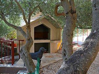 4 bedroom Villa in Makarska, Splitsko-Dalmatinska Zupanija, Croatia : ref 502572