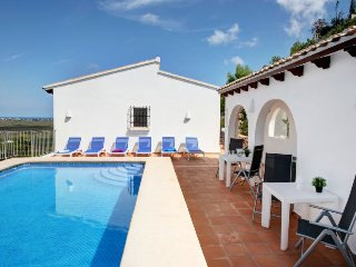 4 bedroom Villa in Monte Pego, Valencia, Spain : ref 5394137
