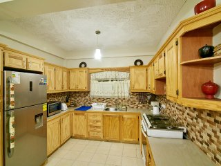 Well equipped Kitchen with modern appliances