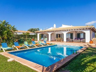 4 bedroom Villa in Punta Prima, Balearic Islands, Spain : ref 5479279