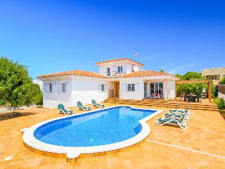 4 bedroom Villa in Binibequer Vell, Balearic Islands, Spain : ref 5334165