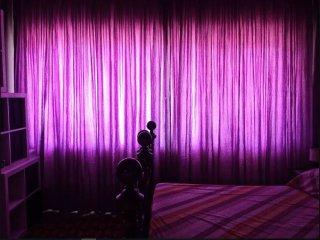 C113 Stanza Viola · Violet Room 800mtMare Piscina AriaCo WiFi Bagno