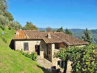 2 bedroom Apartment in Pescia, Tuscany, Italy : ref 5447307