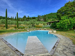 4 bedroom Apartment in Figline Valdarno, Tuscany, Italy : ref 5241276