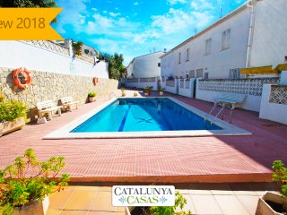 Catalunya Casas: Luminous Villa Comarugga for 8 guests, only 2km from the beache
