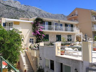 One bedroom apartment Tučepi (Makarska) (A-6856-a)
