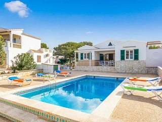 3 bedroom Villa in Punta Grossa, Balearic Islands, Spain : ref 5479282