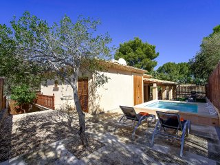 3 bedroom Villa in Cala San Vicente, Balearic Islands, Spain : ref 5571234