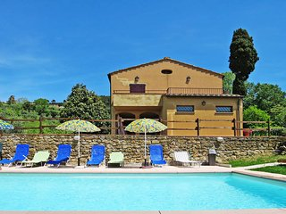 5 bedroom Villa in Volterra, Tuscany, Italy : ref 5446569