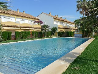 3 bedroom Villa in Denia, Valencia, Spain : ref 5057986