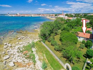 2 bedroom Villa in Umag, Istarska Zupanija, Croatia : ref 5027182