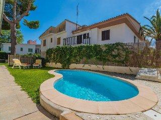 3 bedroom Villa in Playa de Muro, Balearic Islands, Spain : ref 5503147