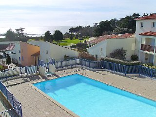 2 bedroom Villa in Pornic, Pays de la Loire, France : ref 5028092