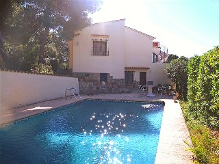 2 bedroom Villa in Xàbia, Valencia, Spain : ref 5044497