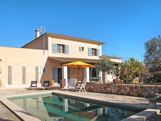 3 bedroom Villa in es Llombards, Balearic Islands, Spain : ref 5441215