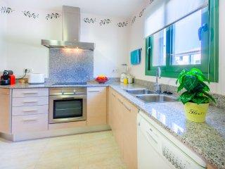 4 bedroom Apartment in Palau-saverdera, Catalonia, Spain : ref 5545095