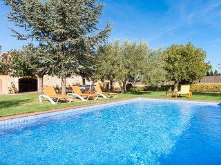 4 bedroom Villa in Pals, Catalonia, Spain : ref 5558683