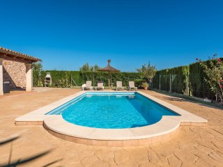 2 bedroom Villa in Sencelles, Balearic Islands, Spain : ref 5546191
