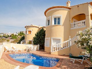 3 bedroom Villa in Monte Pego, Valencia, Spain : ref 5044603