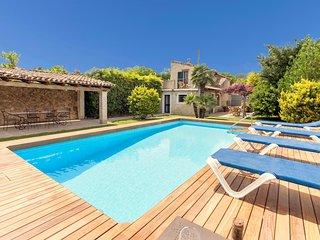 2 bedroom Villa in Pollença, Balearic Islands, Spain : ref 5400607