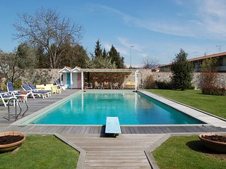 2 bedroom Villa in Capannori, Tuscany, Italy : ref 5480883