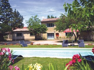 4 bedroom Villa in Saint-Quentin-la-Poterie, Occitania, France : ref 5565624