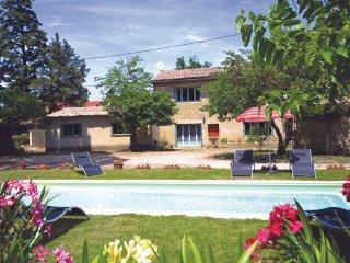 4 bedroom Villa in Saint-Quentin-la-Poterie, Occitanie, France - 5565624