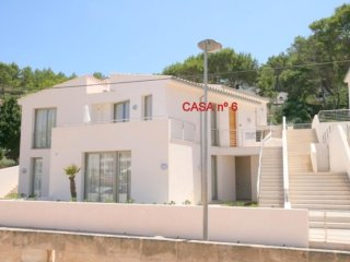 3 bedroom Villa in Cala San Vicente, Balearic Islands, Spain : ref 5504893