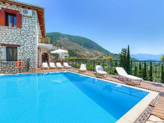 4 bedroom Villa in Rachi, Ionian Islands, Greece - 5334440