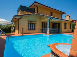 5 bedroom Villa in Reggello, Tuscany, Italy : ref 5055414