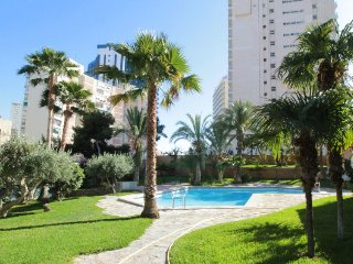 2 bedroom Apartment in Benidorm, Valencia, Spain : ref 5397609
