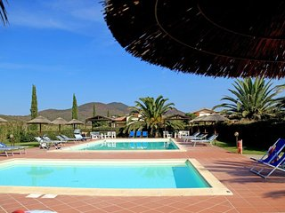 Podere Cernaia Holiday Home Sleeps 6 with Pool Air Con and Free WiFi - 5055863