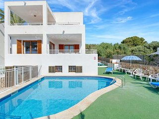 5 bedroom Villa in Cala Egos, Balearic Islands, Spain : ref 5334331