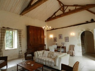 3 bedroom Villa in Saint-Laurent-de-la-Salle, Pays de la Loire, France : ref 555