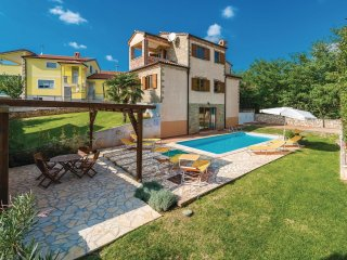 4 bedroom Villa in Labinci, Istria, Croatia : ref 5545497