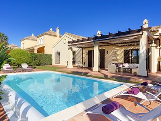 3 bedroom Villa in Nuevo Guadiaro, Andalusia, Spain : ref 5571236