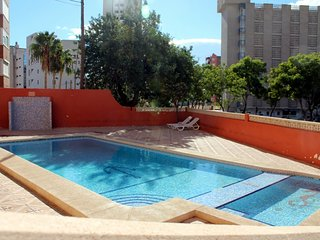 1 bedroom Apartment in Benidorm, Valencia, Spain : ref 5250980