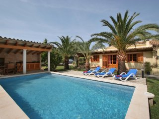 3 bedroom Chalet in Pollenca, Balearic Islands, Spain : ref 5184337